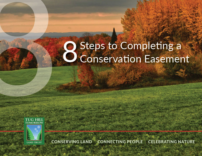 8 Steps to Completing a Conservation Easement