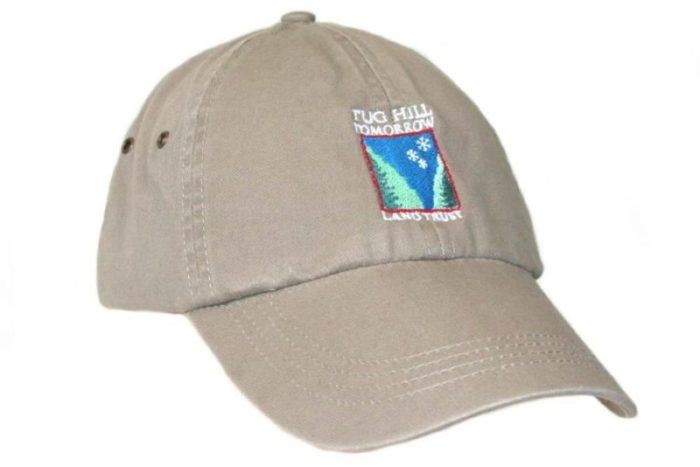 Tug Hill Tomorrow Land Trust Logo Cap