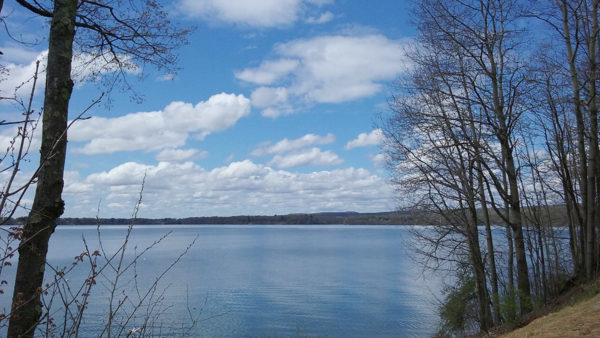 Delta Lake by Emily Sheridan