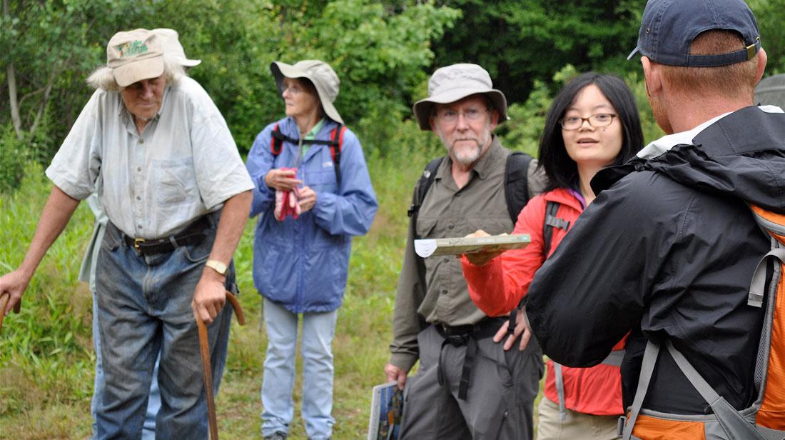EBFC Exploratory Hike