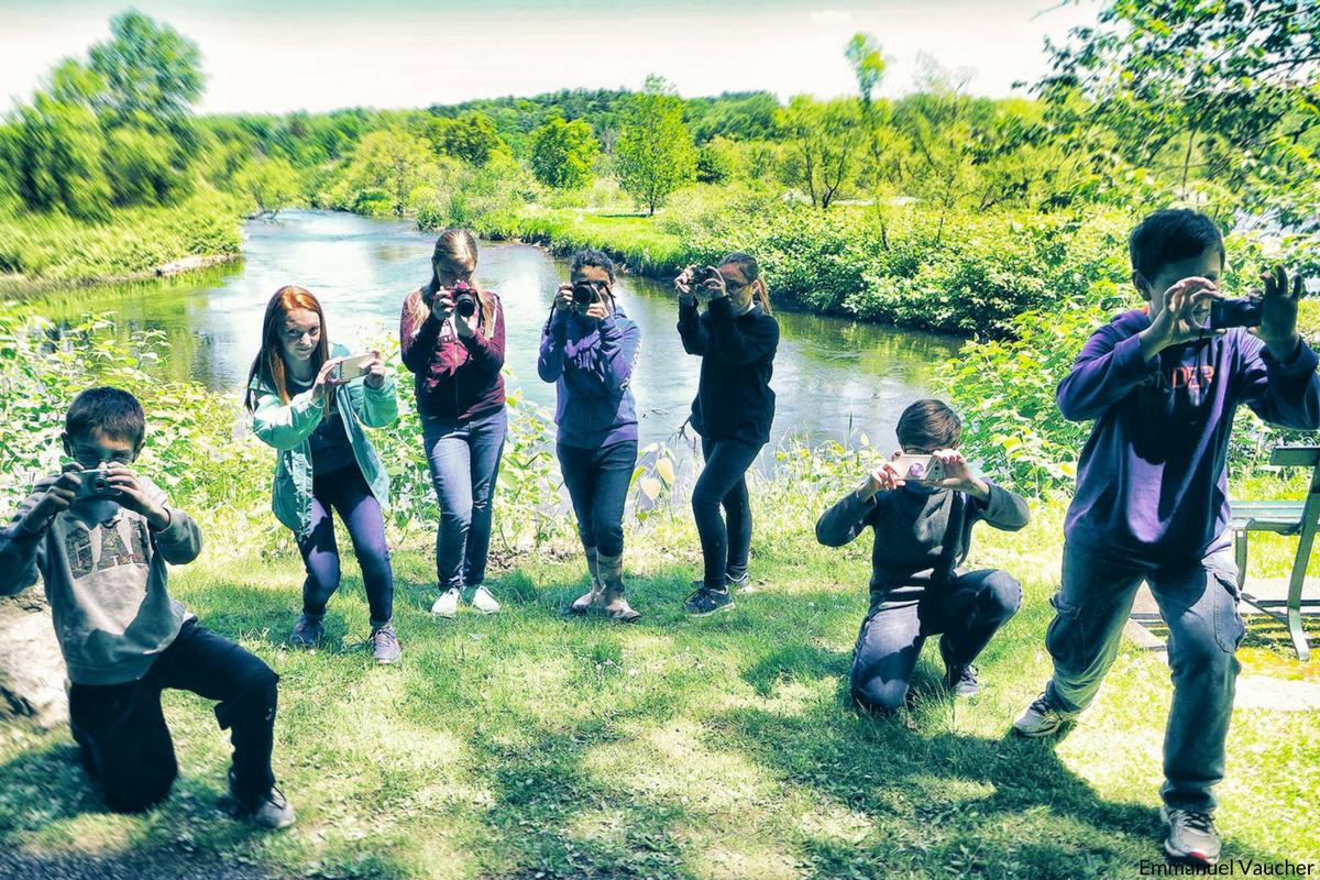 Kids Nature Photo Workshop