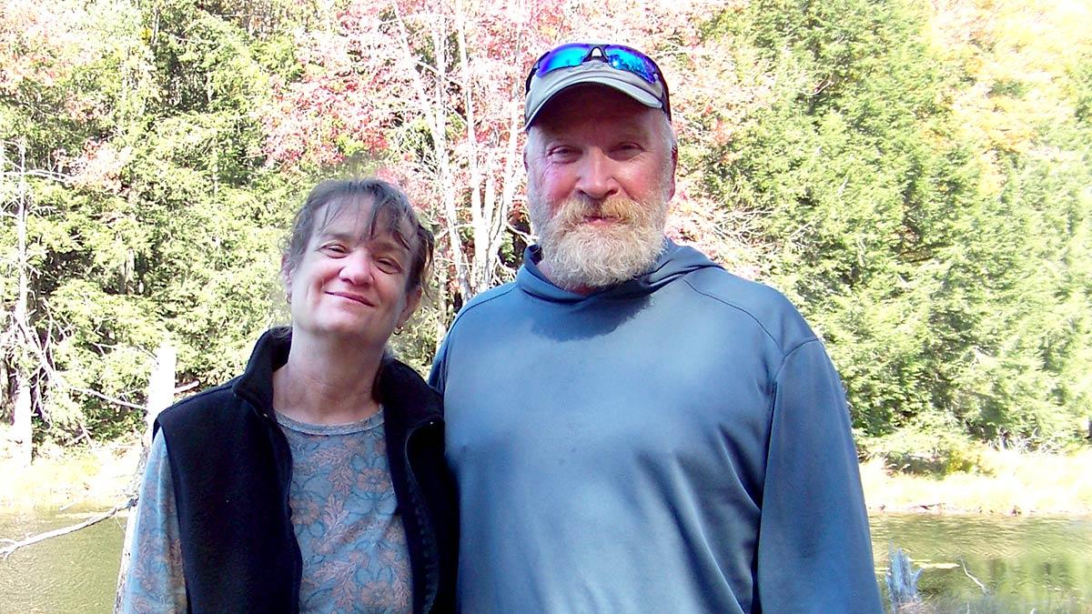 Lisa and Dan Sullivan