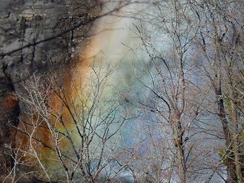 Rainbow Falls Emily Rechlin