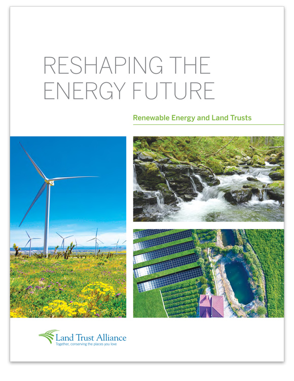 Reshaping the Energy Future