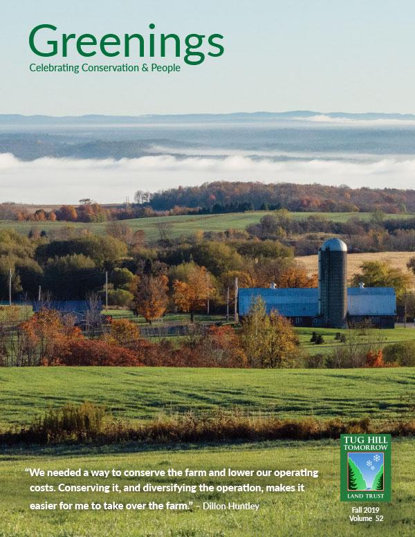 THTLT Newsletter Fall 2019 cover