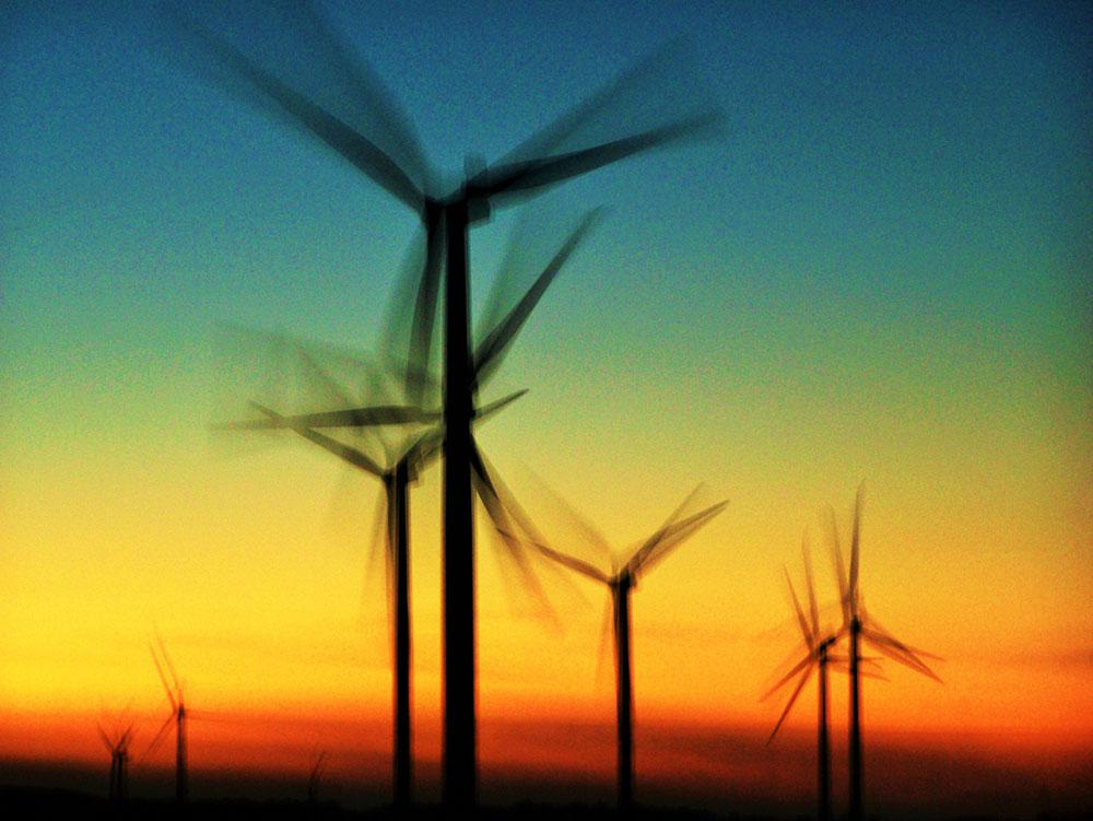 West Lowville windmills