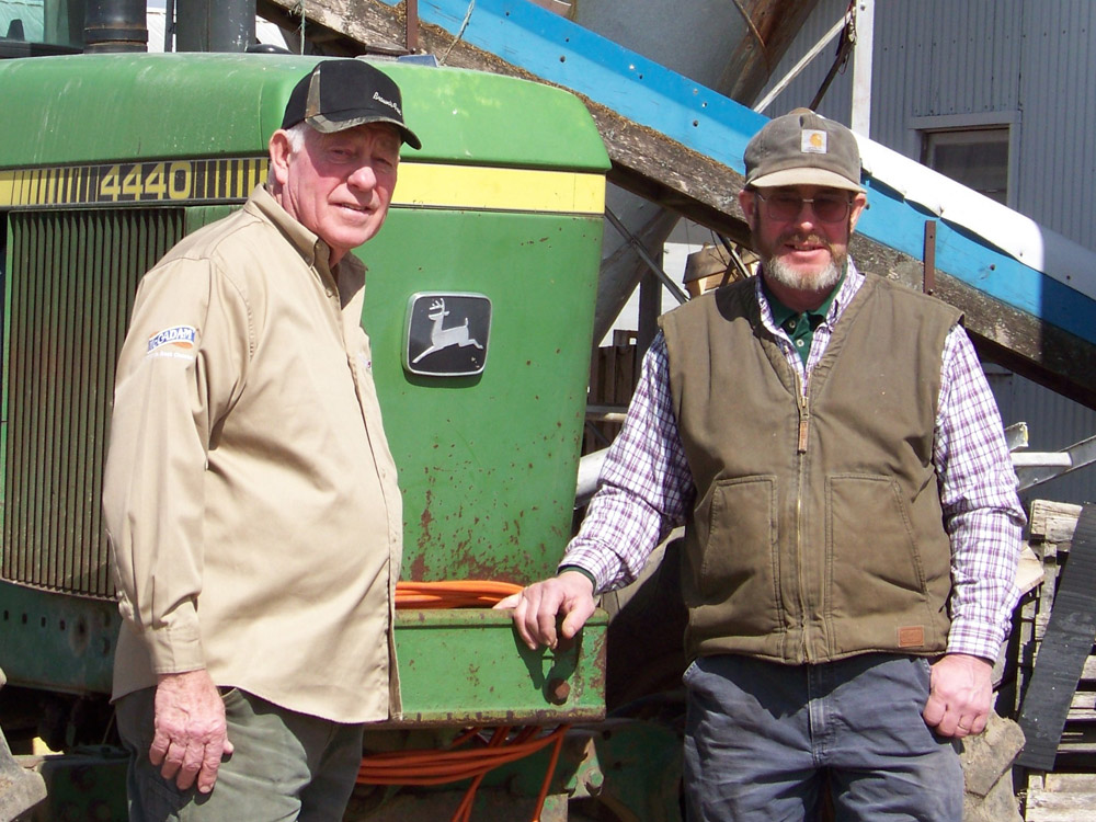 ACUB Farm - Carl and Randy