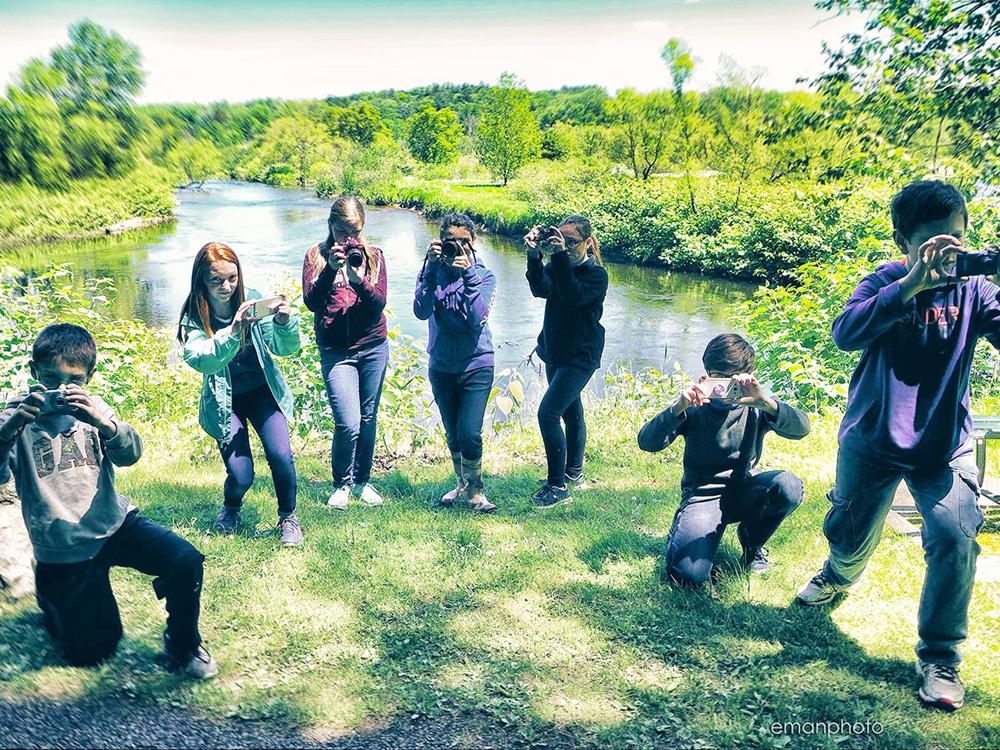 kids nature workshop