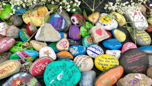 Rock Painting Event